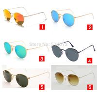 WG with original case box rb 3447 sunglasses fashion sport sunglasses Wayfarer sun glasses uv400 free shipping