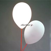 New Fashion Glass White Balloon Ceiling Lights Den Balcony Bedroom Kids Ceiling Lamp  PL267-25