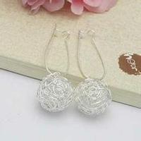 fashion earrings ,women earrings, earrings with earring box , free shipment, lot earrings