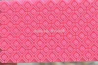 New Grid Shape Cake Embosser Mold Biscuit Stamps Fondant Sugarcraft 3D Cookie Cutter Kitchen Decorating Tools Bakeware