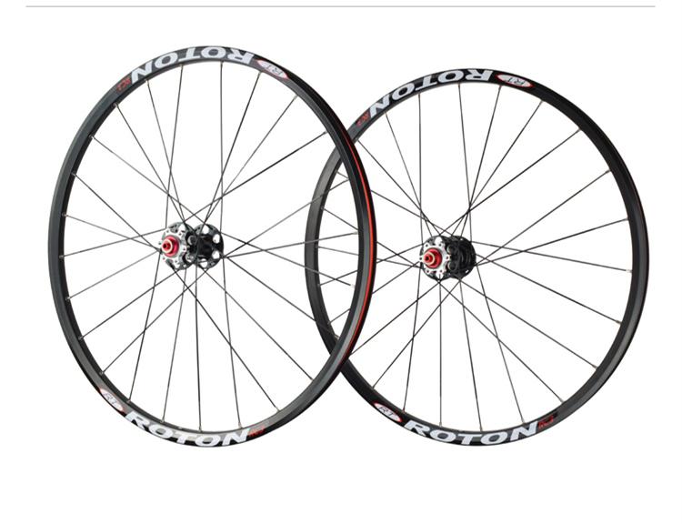 Велосипедное колесо ROTON RT RTRiTech RC3 2 5 120 24H 26