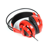 Free & Fast Shipping in stock Steelseries Siberia V2 Gaming Headphone 4 color available,High Quality, With Extension Cable