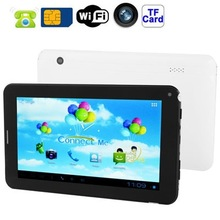 TS-739B Allwinner A13 1.0GHz 512MB RAM 4GB ROM 7.0″ inch Touch Screen Android 4.0 2G Phone Call Tablet PC WIFI GSM 900 1800MHz