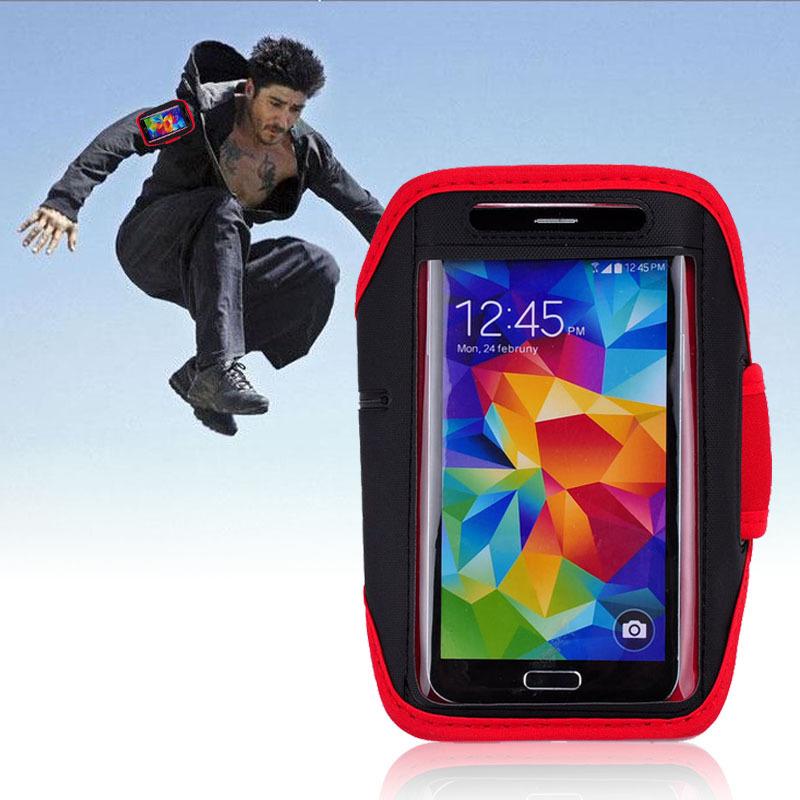 Neoprene Running GYM Sport Armband Case for Google Nexus 5 Nexus 4 for Samsung Galaxy S5 S4 S3 Mobile Phone Bags Cases(China (Mainland))