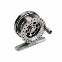 Hot Sale Fishing Reel High quality fly fishing fish line wheel metal Raft wheel pesca fly fishing reel fly reel