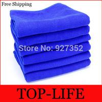 High Quality Microfiber Towel Car 30*70 Car Wash Towels To Wipe Car Wax Cosmetic Towels Hot Sale #LM0340