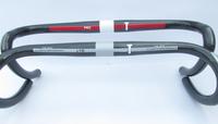 PRO Round tubular UD FULL CARBON  ROAD HANDLEBAR  31.8*400/420/440mm