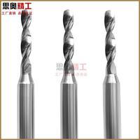 free shipping pcb drill bit ball mill CNC router bits (1.25-1.95mm)*12mm 15pcs/lot