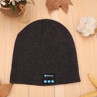 Bluetooth Knit Cap Answer Phone Listen Music Warm Hat