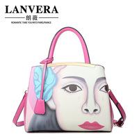 bolsas special offer top freeshipping small(20-30cm) zipper women handbags 2014 women's portable shoulder diagonal package