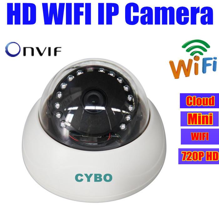 Security hd ip camera 720P HD wireless wifi Mini ip web cam video surveillance infrared viewer cctv cameras webcam de seguridad(China (Mainland))