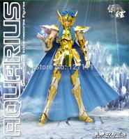 Saint Seiya Galactic Nebula model Cloth Myth gold saint Aquarius Camus Action Figure bonecos cavaleiros do zodiaco