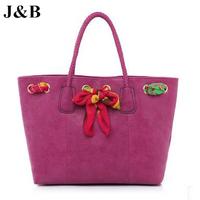 J&B! 2015 Women Messenger Bags Shoulder Bag Female PU Leather Dull Polish Casual Handbag Bolsas Femininas Free Shipping YYJ1193