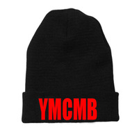 YMCMB NY beanie winter and autumn skullies hiphop knitted hat cap