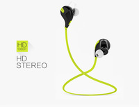 QCY QY7 Wireless Bluetooth 4.1 Stereo Earphone Sport Running Headphone with Mic