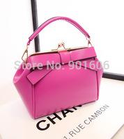 2015 Hot Promotion women  hobos handbag Designer PU Leather Handbags