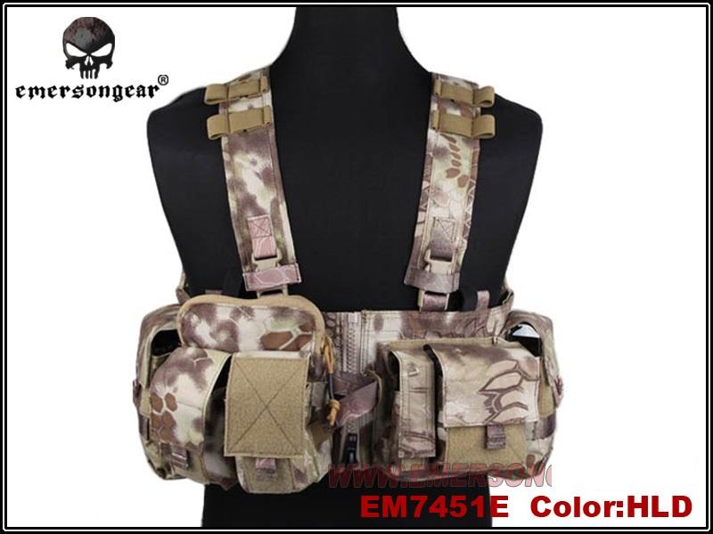 Защитная опора для спины Emerson gear UW V Airsoft EM7451E Kryptek emerson abs airsoft wargame em7911 de