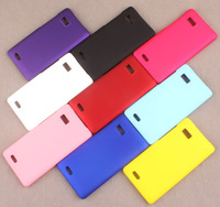 50pcs/lot For Lenovo A788T  Phone Case Case High Quality Colorful Matte Hard Plastic Back  Covers Phone Free Shipping