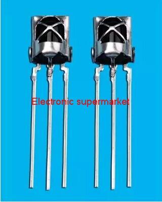 Free shipping 10pcs/lot Universal IR Infrared Receiver TL1838 VS1838B 38Khz(China (Mainland))