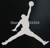 Car Styling Michael Jordan Micheal Air Basketball Logo Symbol For Car Window Vinyl Decal Stickers