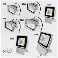 Wholesale Waterproof 10W/20W/30W/50W/70W/100W LED Flood Light Floodlight LED Outdoor Lighting Spotlight Lamp Warm/Cool White/RGB