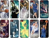 2015 New Arrival Free shipping Dirk Nowitzki Case White Plastic Hard Skin Cover For Apple iphone 5 5S 5G Case 10pcs/lot
