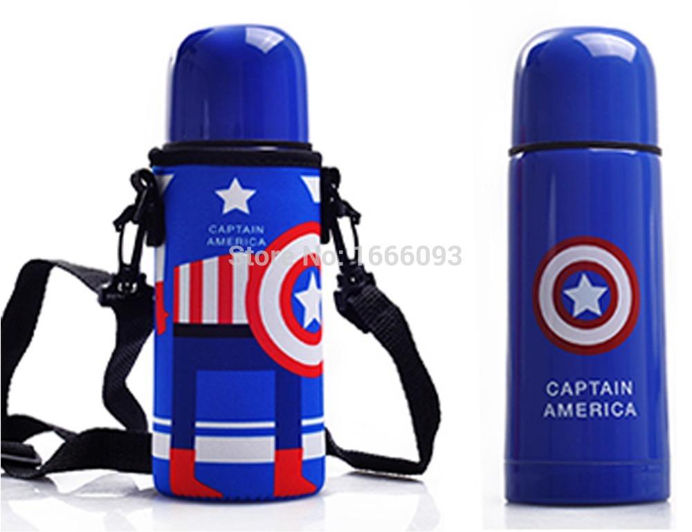 Cartoon Milk Bottle Milk Bottle Thermoses
