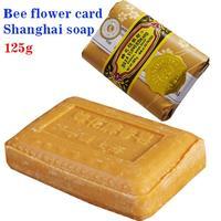 2015 Sale Hot Sale Psoriasis Soap Making Feminine Hygiene Product Bee Wreath Toilet Soap 100% Shanghai Classic Sandalwood 125g