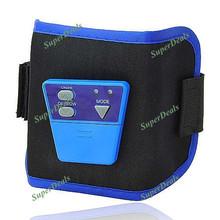 Electronic Muscle Arm Leg Waist Health Massage Body Building Weight Loss Massage Belt Free dropshipping