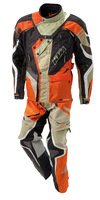 15  RALLY COMBO  Enduro   OFFROAD JACKET NECK BRACE COLLAR AND PANTS POWERWEAR ADVENTURE SUIT