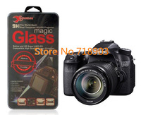 Tempered Glass HD Screen Protector for Canon EOS 70D Digital SLR Camera