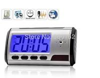 Alarm clock shape hidden camera wireless DVR USB Motion Alarm.digital camera.Camera.mini dvr watch mini dv dvr