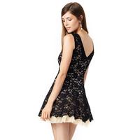 2015 Fashion sexy slim lace women summer dress vestidos femininos casual free shipping vestido de festa party dresses plus size