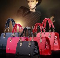 2015 fashion winter handbag bag retro models one Shoulder bags Messenger bag ladies fashion embossed handbags