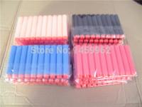 500 PCS free shipping the 2015 New 4 color CS soft bullet gun color optional elite security bubble soft bullets