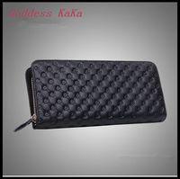 Luxury wallet women's handbag 2015 bag  cowhide clutch women's genuine leather medium-long wallet  CH016