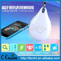 Promotion Factory Bluetooth 4.0 Vtag Anti-lost Alarm Keyfinder