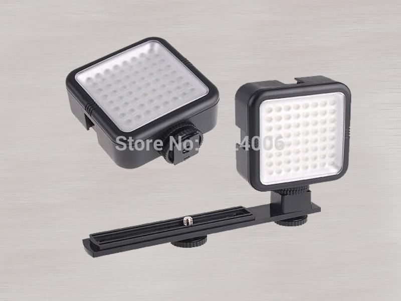 Yongnuo SYD-0808 Speedlight Led Camera Flash LED Photo Video Light for SLR Cameras(China (Mainland))