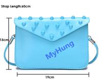 Women messenger bags bolsas femininas women bag mini candy color bag PU Leather