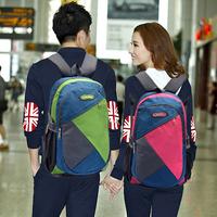 2015 Men and Women sport backpacks lady shoulder bag female schoolbags men's casual outdoor backpack travel bags