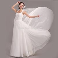 real photo white lace wedding dress 2015 puls size a line wedding dresses vestido de noiva fashionable vestidos gowns 7000