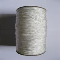 High Grade E Cig Wick Excellent Characteristics Braided Silica Wick High Temperature Resistance Fiberglass Rope K89