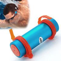 4GB 4G Waterproof MP3 Player Swimming Diving Underwater Sports FM Radio Earphone