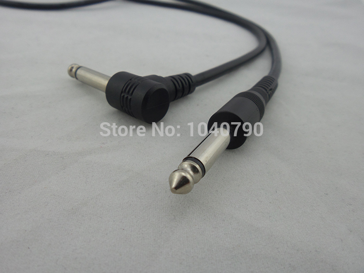 6.3/6.35/6.5 Toward Mono audio line cable Signal lines 1M 3.2ft(China (Mainland))