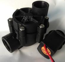 "Z&W Valve - 1"" DC9v Threaded Inline Sprinkler Valve Irrigation System Connection   1"" NPT(China (Mainland))"