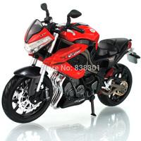 5pcs/lot Wholesale Brand New 1/12 Diecast Motorcycle Model Toys Benelli TNT Titanium R160 Motorbike Metal Model Toy