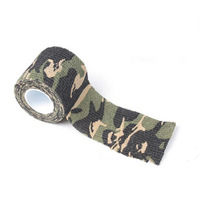 Free Shipping Sporting Camo Hunting Camping Hiking Camouflage Stealth Tape Waterproof 5x4.5M
