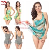 2015 New Sexy Bikini European style Vintage Biquini Swimwear Beach Dress  Women Swimsuit  Summer Holiday Bathing Suit Large Size