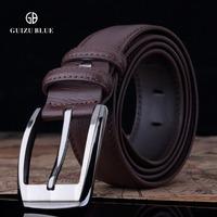 Wild casual pin buckle belt belt leather belt men's leather belt