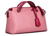 Free Shipping Wholesale High Quality Genuine Leather Lady's Handbag, Fashion Shoulder Bag, CowhideTote Bag